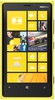 Смартфон NOKIA LUMIA 920 Yellow - Троицк